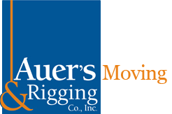 Auers Moving and Rigging Co, Inc.