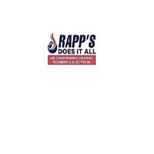 Rapps Does It All - Heating, Air, Plumbing, Electrical