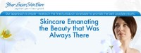 Skincare Emanating the Beauty That Was Always There